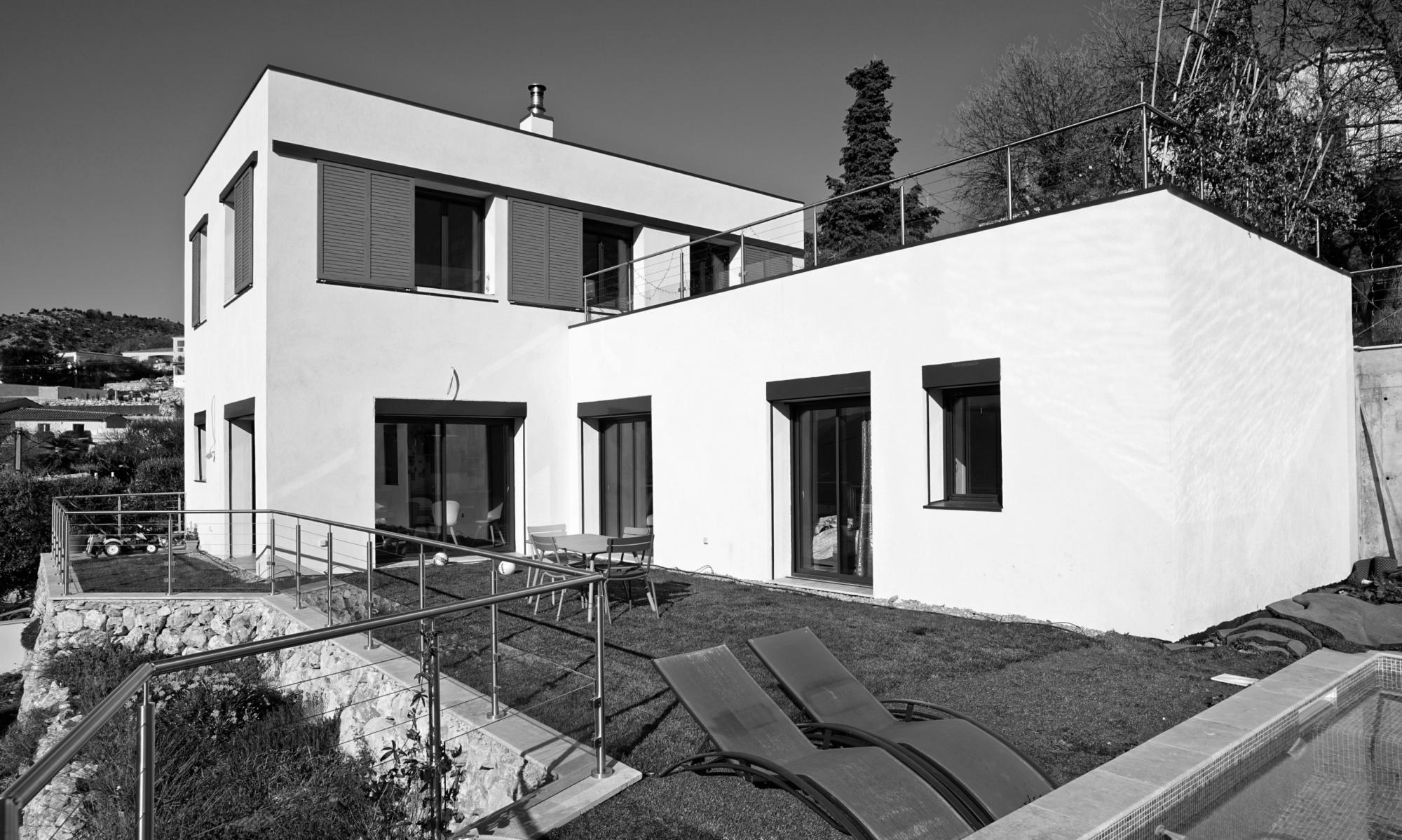 SMARTHOUSE[+] ARCHITECTURE